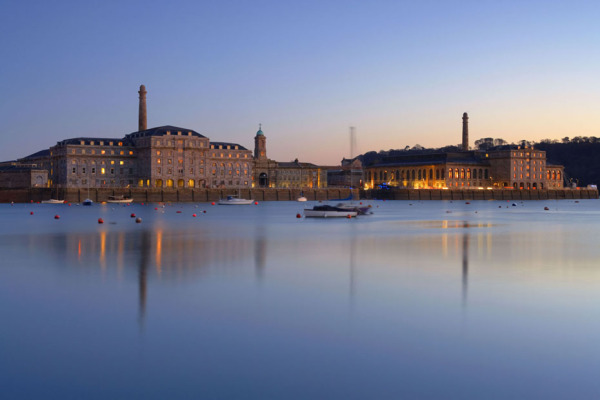 Royal William Yard, Plymouth UK A101