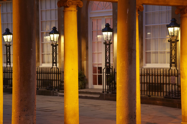 Bath Pump rooms, UK A103
