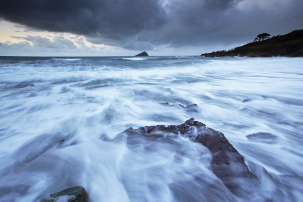 Wembury storm, Devon UK N115