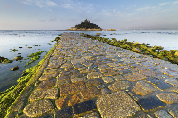 St Michaels Mount, Cornwall, UK N113