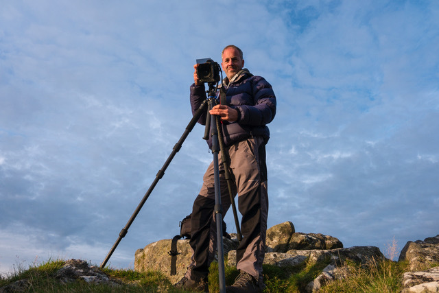Benro Mach3 TMA38CL tripod & V3e head review